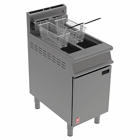 Falcon Dominator G3845 Double Pan Fryer