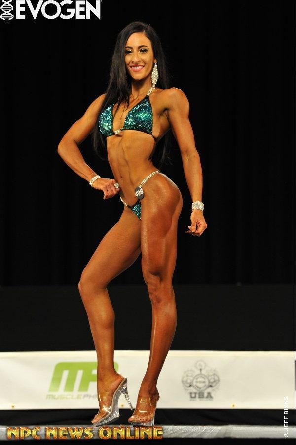 Laura Norton IFBB Pro