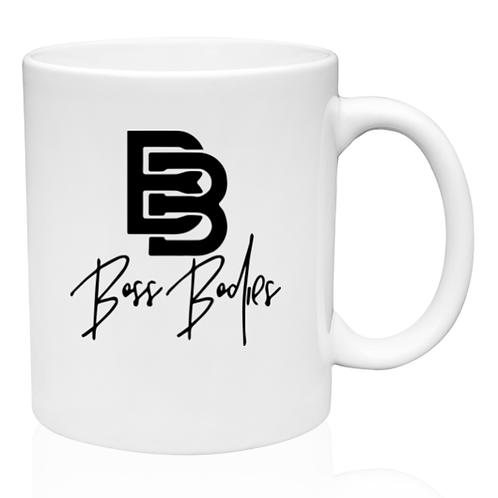 Boss Bodies Inspirational Mug