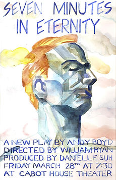 seven minutes in eternity andy boyd playwright play