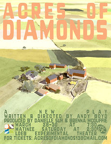 acres of diamonds andy boyd play playwright