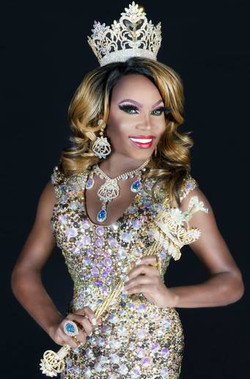 Asia O'Hara Miss Gay America 2016