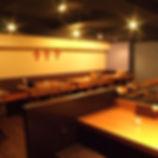 天神にある肉バル、イタリアンのお店セブンミートソース。7meetsauce天神新天町店の見取り図3