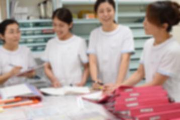 子育て中でも就職活動し花畑病院で採用され活躍しているナース