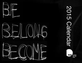 Be Belong Become 2015 Calendar