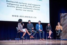 Reelworld Film Festival - Opening Night Gala - Oct 9, 2018