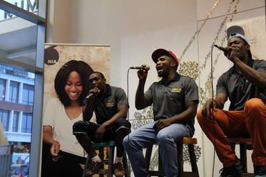 Nia Meet & Greet with AFRICA UMOJA - Aug 6, 2013