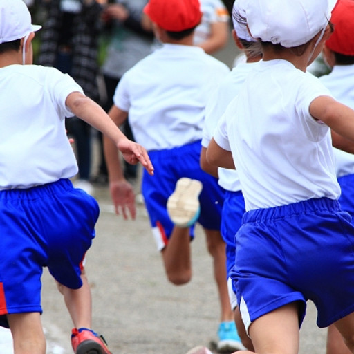 fit kids 運動会かけっこ教室