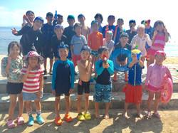 海水浴&ビーチゲーム