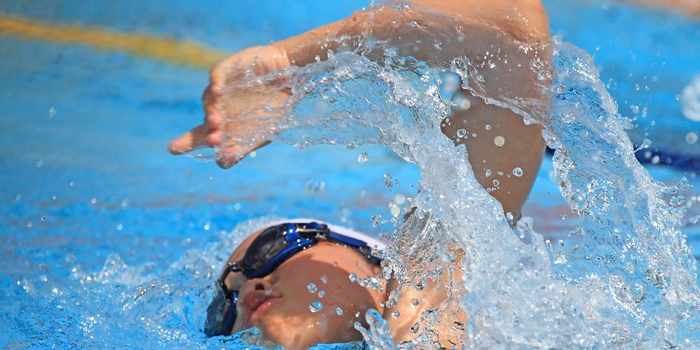 水泳教室|コミセン|毎週水曜17:00〜18:30