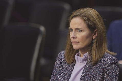 A Letter to Amy Coney Barrett