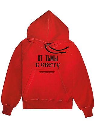 FROM DARKNESS TO LIGHT hoodie