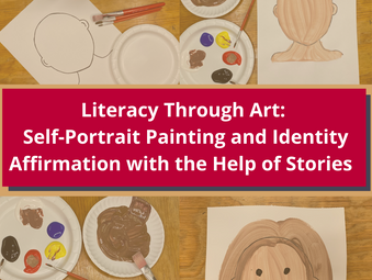 Self-Portrait Painting and Identity Affirmation with the Help of Stories