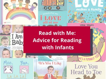 Read with Me: Advice for Reading with Infants