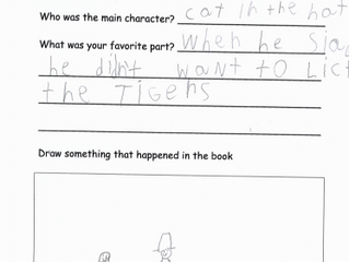 Sawyer's book review: Dr. Seuss