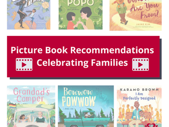 Picture Book Recommendations Celebrating Families