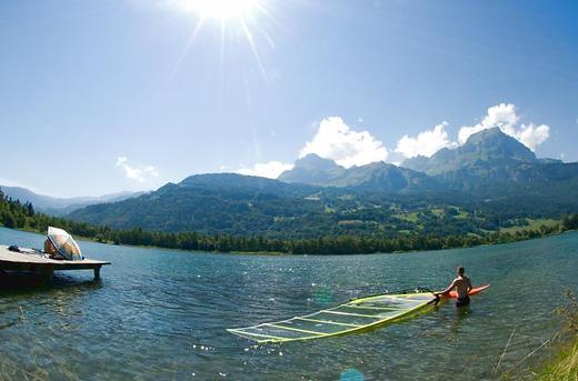 lescapade lac du Bourget