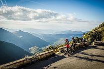 Vélos en montagne