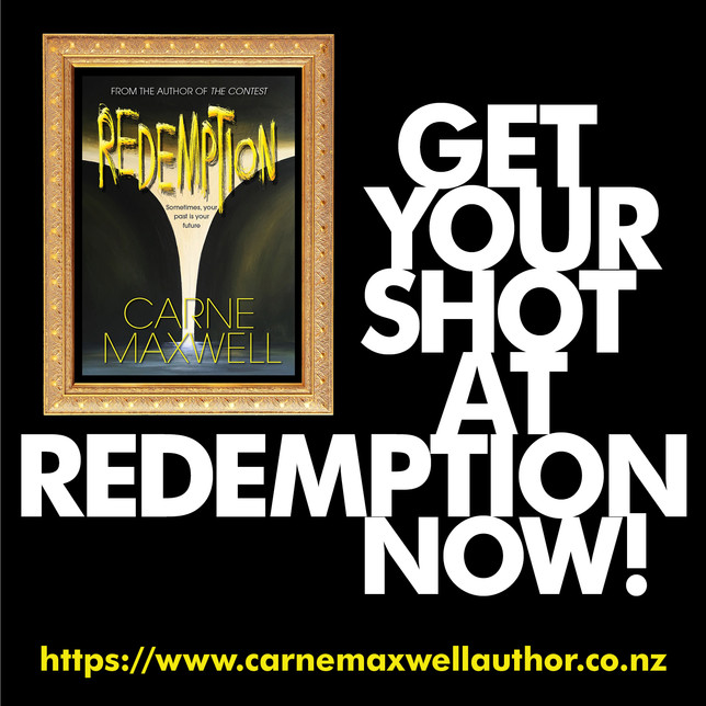Redemption is here!