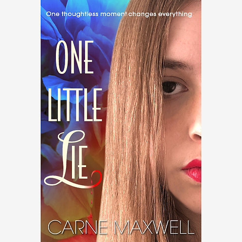 One Little Lie (Paperback)