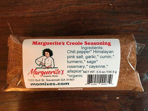 Marguerite's Creole Seasoning 5.5 oz. cellophane bag