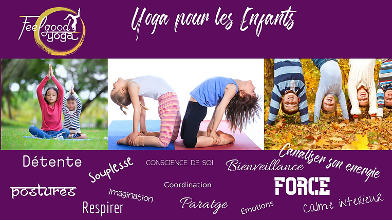 FB Event banner Kids Yoga no time no dat