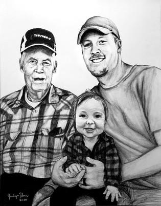 Meeting Grandpa