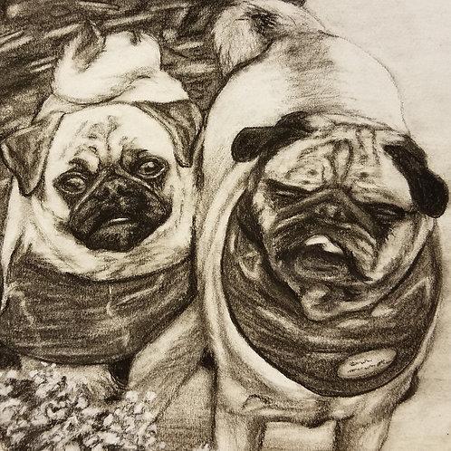 Two Animals - Custom