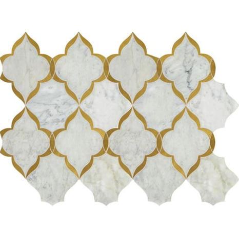 Lavaliere Kapali_Carrara White