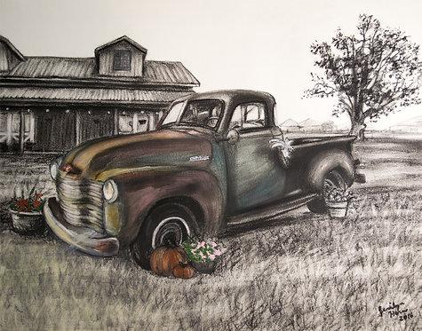 The Harvest Truck