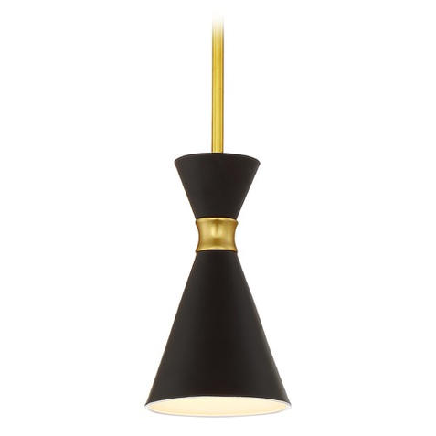 Conic Honey Gold Mini Pendant
