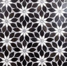 Wildflower Black Horizon Marble