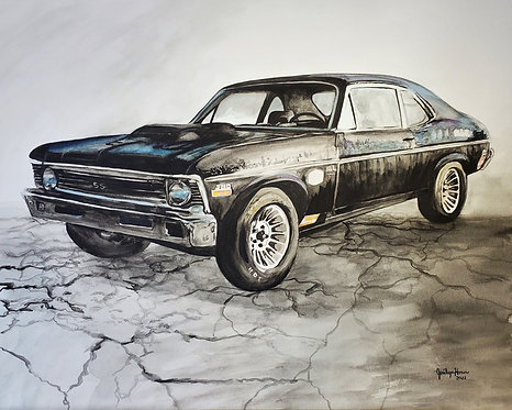 Custom Motor Art