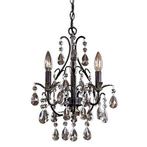 Castlewood Mini Chandelier