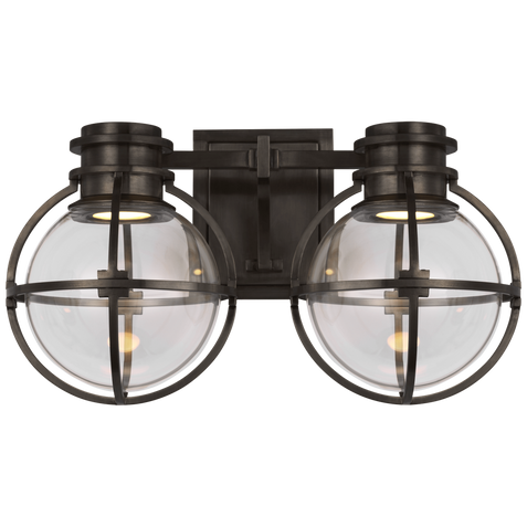 Gracie Double Sconce