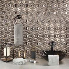 Nabi Jewel Metallic Copper Polished Ceramic