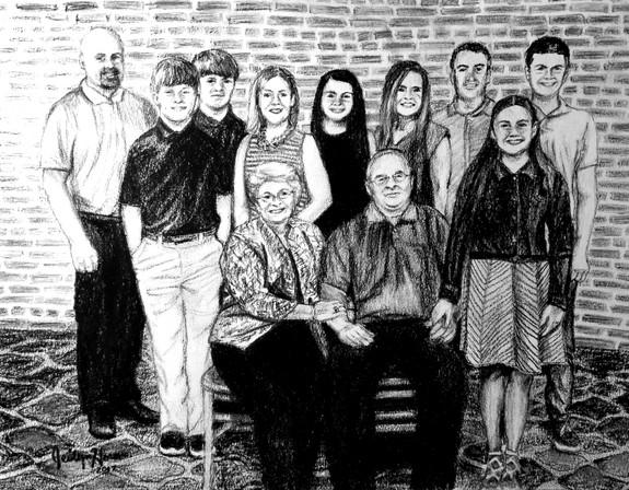 Garrels Family