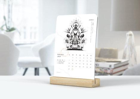 Botanical Sword | Calendar 2021