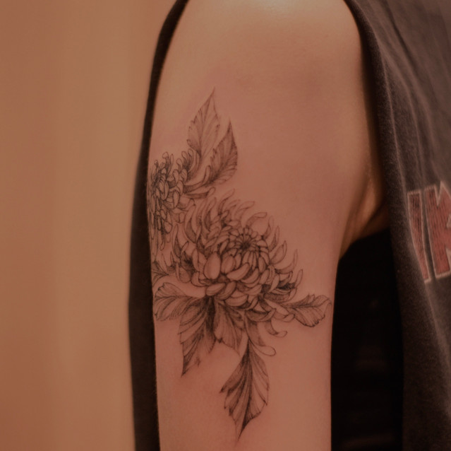 Lesine Tattoo Hong Kong