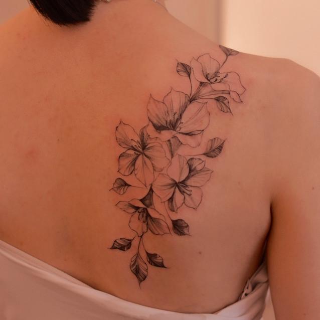 Lesine Tattoo Hong Kong