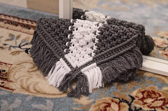 CLUTCH | Hand-crocheted Clutch