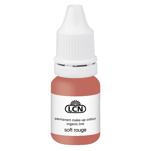 LCN - Organic line soft rouge 10ml