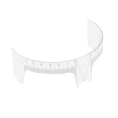 LCN - Augenbraun Lineal