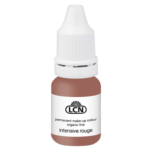 "LCN - ""Organic line"" intensive rouge 10 ml"