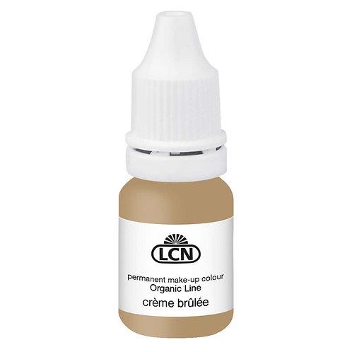 """LCN - """"Organic line"""" crème brûlée 10 ml"""