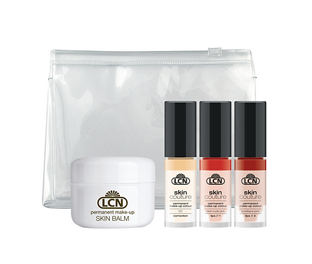 LCN - Permanent Make-up Colours Skin Couture Test Set