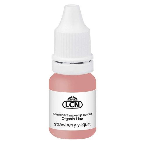 LCN - Organic line strawberry yogurt 10ml