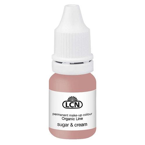 "LCN - ""Organic line"" sugar & cream 10 ml"