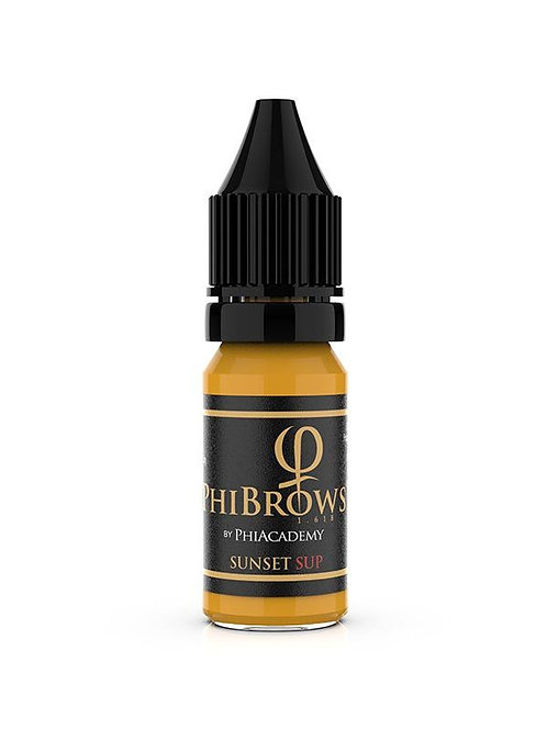 PhiBrows Sunset SUP Pigment 10 ml