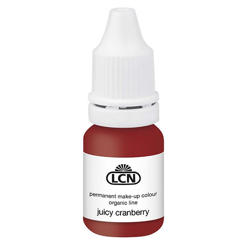 "LCN - ""Organic line"" juicy cranberry 10 ml"
